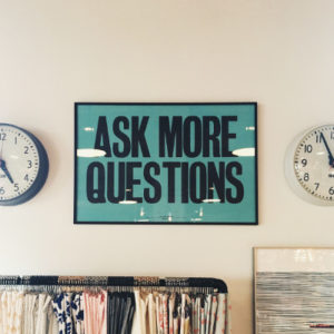 Ask More Questions Small